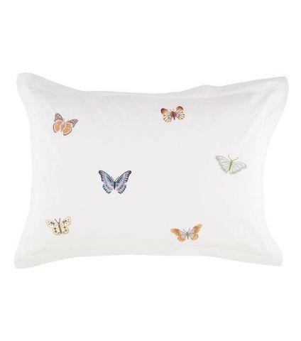 Наволочка для валика 15х40 Christian Fischbacher Luxury Nights Butterfly 700