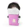 Зимний конверт в коляску Esspero Heir Pink