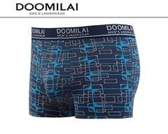 Мужские боксеры DOOMILAI 01039, 2 шт. в упаковке