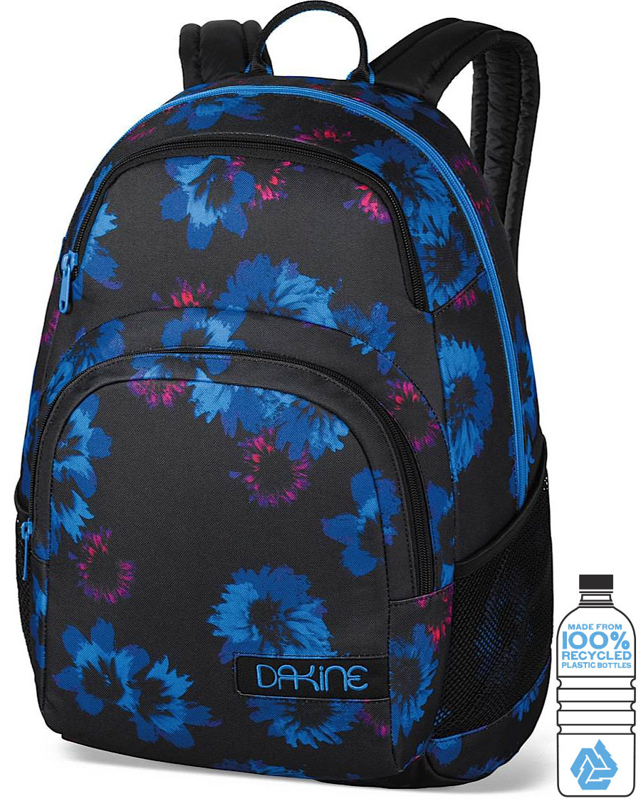 Dakine Hana 26L Рюкзак женский Dakine Hana 26L Blue Flowers 8210041_BFL_HANA26L_BLUEFLOWERS.jpg