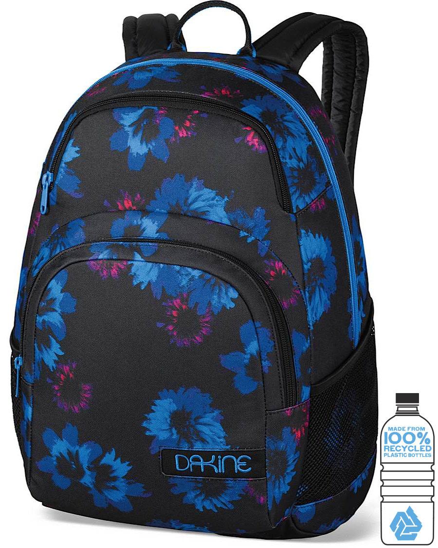 Рюкзаки спортивные женские Рюкзак женский Dakine Hana 26L Blue Flowers 8210041_BFL_HANA26L_BLUEFLOWERS.jpg