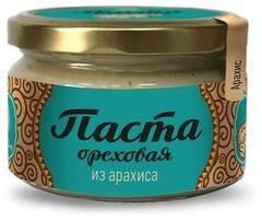 Паста ореховая, Сибирский Кедр, из обжаренных ядер арахиса, 250 г.