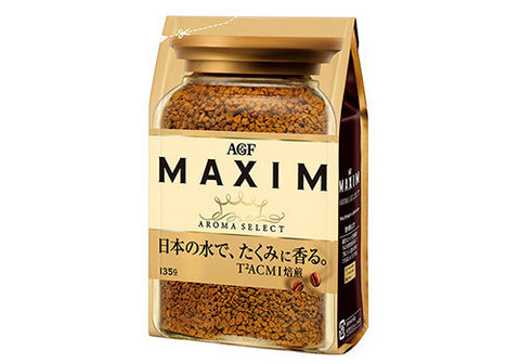 Японский кофе MAXIM, 135г