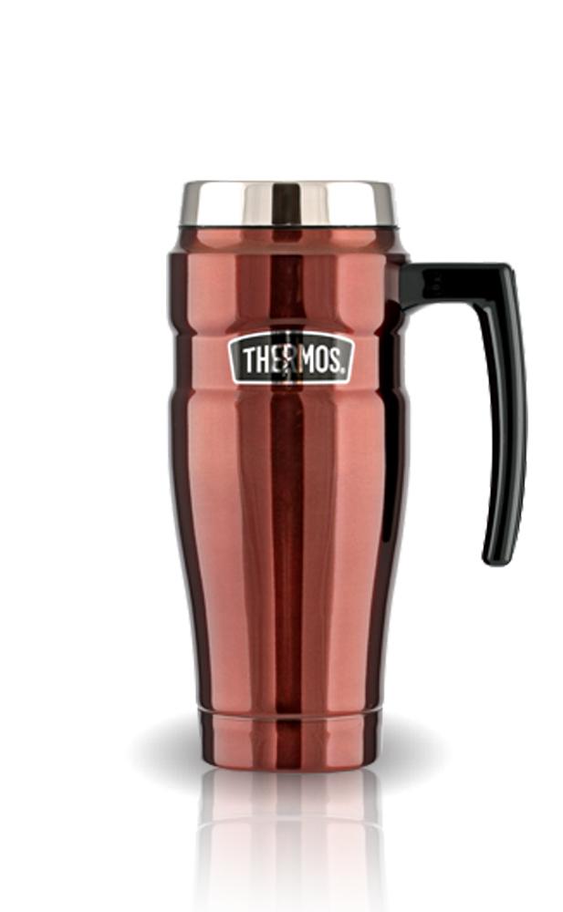 Термокружка Thermos SK 1000 Travel Mug (0,45 литра), коричневая