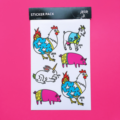 Stickers «Animals»