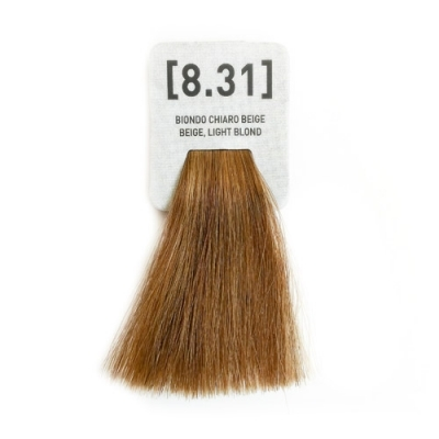 INCOLOR [8.31] Бежевый светлый блондин (100 мл)