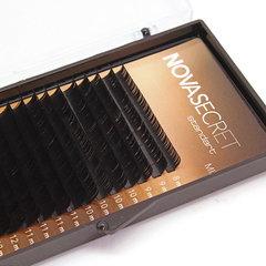 """NovaSecret Ресницы NOVASEСRET standart 18 Черные, изгиб """"СC"""" 1__3_.jpg"""