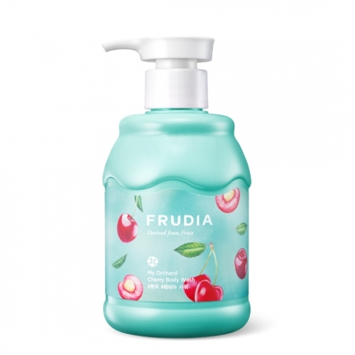Гель для душа с вишней Frudia My Orchard Cherry Body Wash 350мл