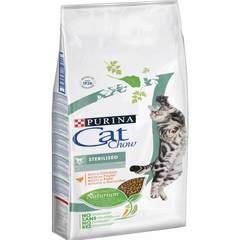 Корм для кошек, Purina Cat Chow Special Care Sterilised, для кастрированных и стерилизованных кошек
