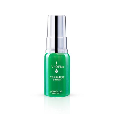 V10 PLUS   Успокаивающая сыворотка для чувствительной кожи лица с Керамидами  / Ceramide Serum, (10 мл)