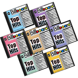 Комплект / Billboard Top Hits 1983-1989 (7CD)