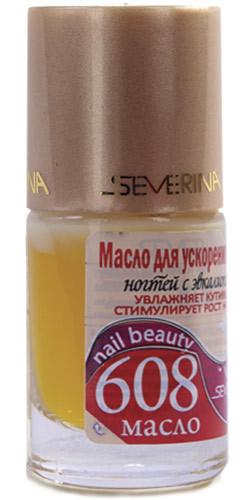 Укрепление и восстановление Severina Expert, №608, Масло для ускорения роста ногтей с эвкалиптом, 11,5 мл maslo-dlya-usileniya-rosta-nogtej-s-608.jpg