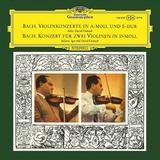 Bach, David Oistrach, Igor Oistrach / Violin Concertos No.1 In A Minor & No.2 In E, Double Concerto For 2 Violins In D Minor (LP)