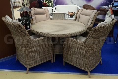 Плетеная мебель «ТИФФАНИ»