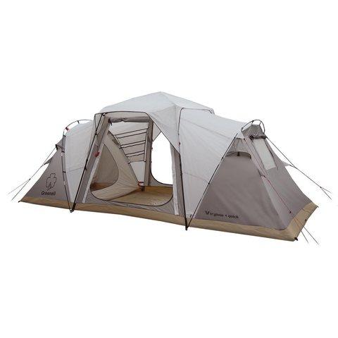 Палатка с автоматическим каркасом