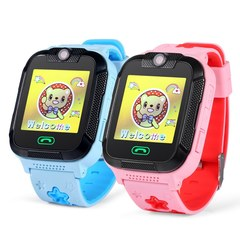 Часы GPS Smart Baby Watch GW2000