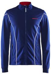 Тёплая лыжная куртка Craft Force XC Blue мужская