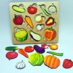 Овощи. Часть и целое, Нескучные игры