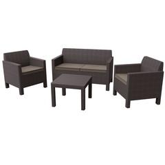 Комплект уличной мебели Allibert Orlando Set