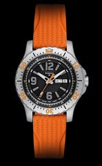 Наручные часы Traser Extreme Sport 100211 (оранжевый каучуковый)