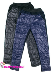 1812 штаны теплые комбинированные