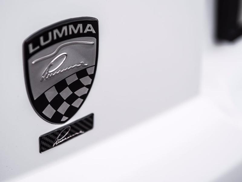 Обвес Lumma CLR RS для Range Rover Sport