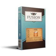 Табак Fusion Medium 100 г Milk