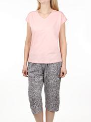 PT021505-02-6 пижама женская, розовая