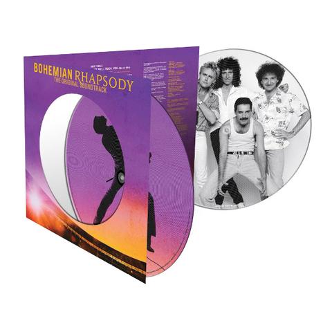 Soundtrack / Bohemian Rhapsody (Picture Disc)(2LP)