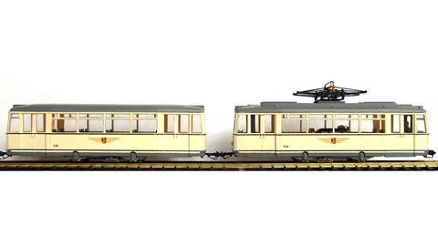 Herrmann 11210 Трамвай ET54/EB54 с мотором (две секции), H0