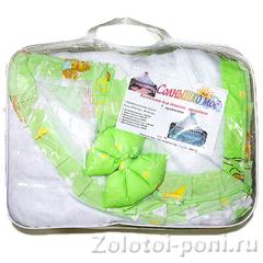 Комплект в кроватку (7 предметов) ZP-39-S-ldo-21(40)