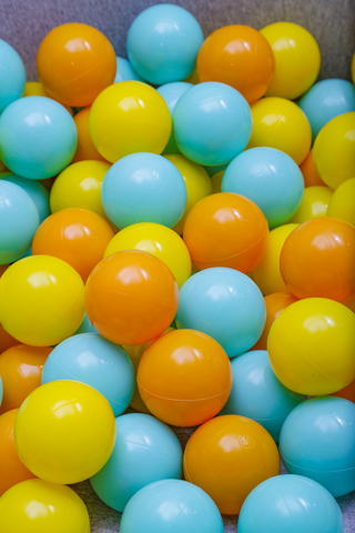 Комплект шаров для сухого бассейна Anlipool №8 (50 шт.)