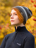 Bergans шапка 6280 Tine Beanie Solid Charcoal