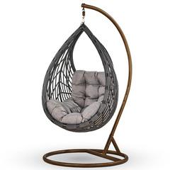 Подвесное кресло AFM-N886 Brown