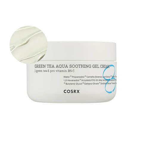 COSRX Green tea Aqua Soothing Gel Cream Крем-гель с экстрактом зеленого чая  50мл