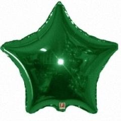 F 32 Звезда Зеленый