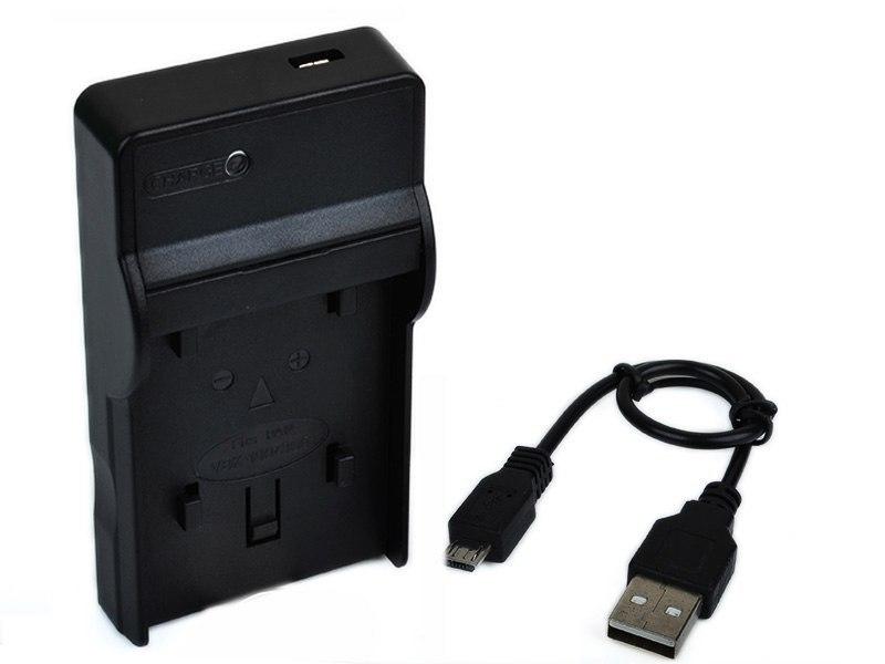 Зарядное устройство Digital DC-K5 для SJCAM SJ400C микро-USB зарядка
