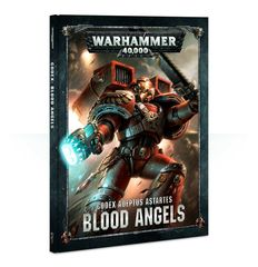 Codex: Blood Angels 8 edition [предзаказ]