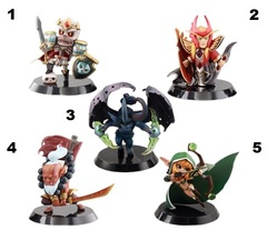 Dota 2 Game PVC Figure Series 01