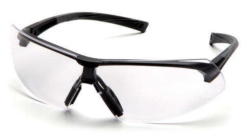 Очки баллистические стрелковые Pyramex Onix SB4910S прозрачные 96%