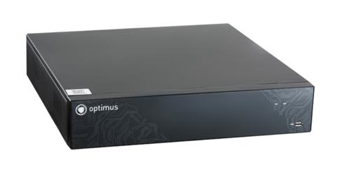Видеорегистратор Optimus NVR-8164