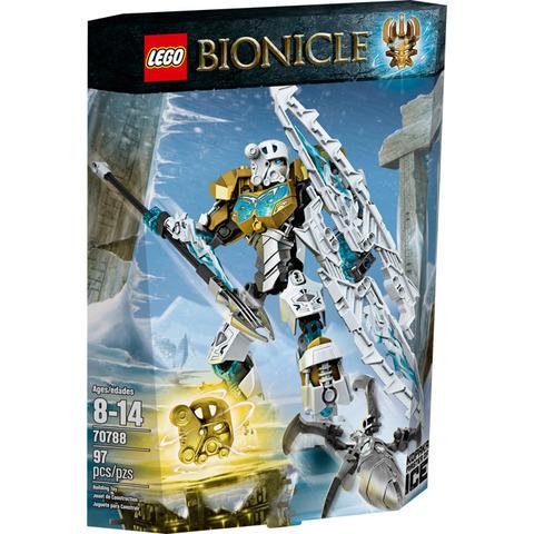 LEGO Bionicle: Копака — Повелитель Льда 70788 — Kopaka — Master Of Ice — Лего Бионикл