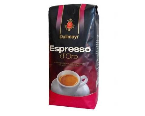 Кофе в зернах Dallmayr Espresso d'Oro, 500 г