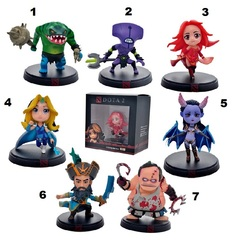 Dota 2 Game PVC Figure Series 02