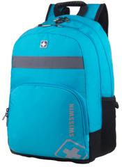 Рюкзак SWISSWIN SWK2001 Голубой