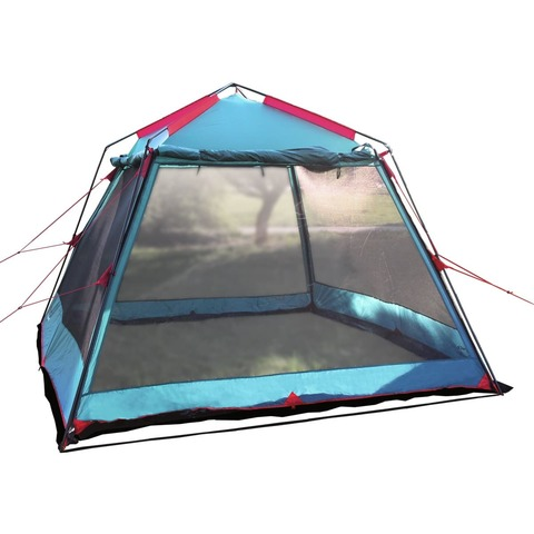 Тент-шатёр BTrace Comfort (зеленый)