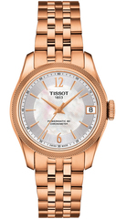 Женские часы Tissot T108.208.33.117.00 Ballade Powermatic 80 COSC Lady