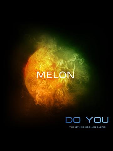 Кальянная смесь DO YOU - Melon (Сладкая дыня), 50г.