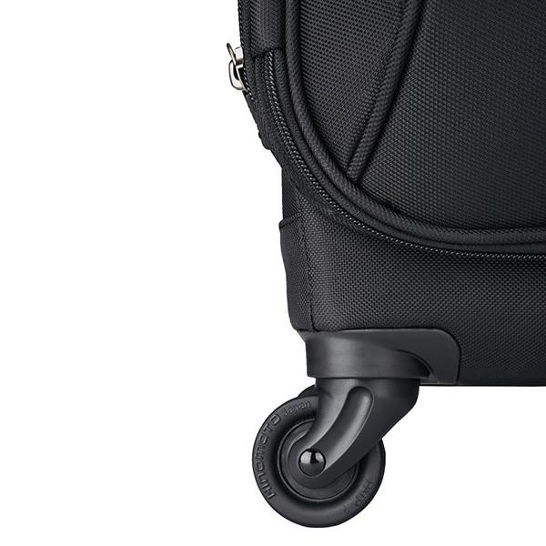 Чемодан Victorinox Hybri-Lite 20, чёрный, 37x20x51 см, 34 л