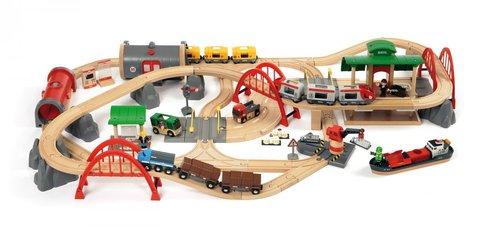 BRIO Rail & Road 33052 Железная дорога